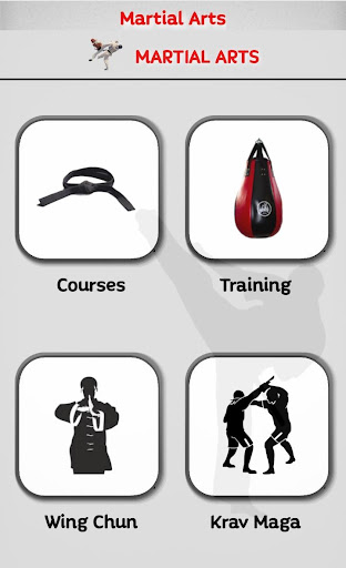 Martial Arts - Training and workouts Apk 1