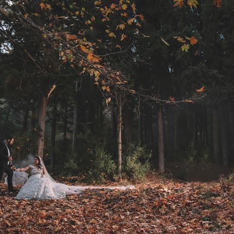 Wedding photographer Konstantinos Poulios (poulios). Photo of 16.01.2018
