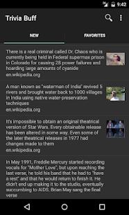 Trivia Buff - screenshot thumbnail