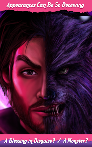 Alpha Human Mate Love Story Game for Girls screenshots 5