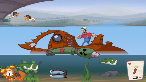 Super Dynamite Fishing FREE screenshot 9