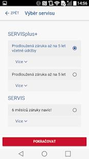 SERVISplus - náhled