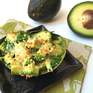 Baked Avocado With Cheese Recipes.