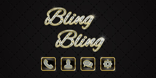 Diamond Bling Theme