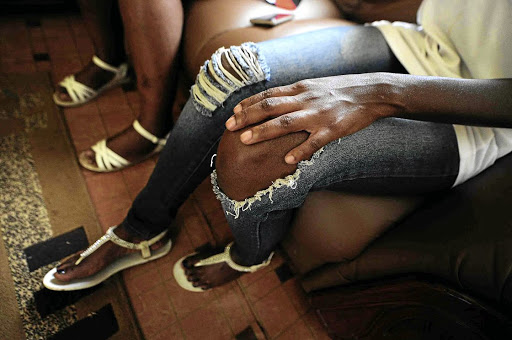 A  25-year-old mother of two from Soweto says  she was  raped by a man  she met on Facebook. /Thulani Mbele