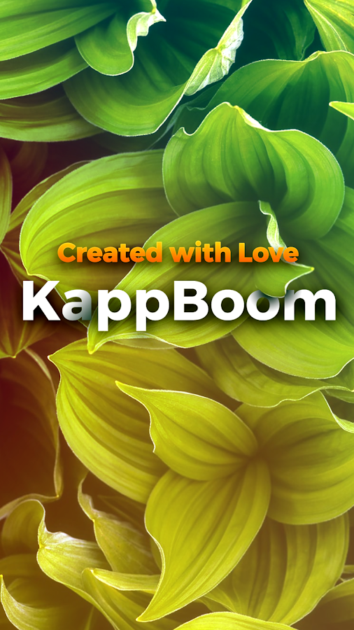 Cool Wallpapers HD Kappboom®- screenshot