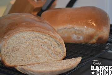 Dark Mother – Mabon Honey Wheat Bread