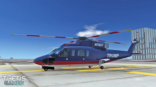 Helicopter Simulator SimCopter 2018 Free 1.0.3 screenshots 11