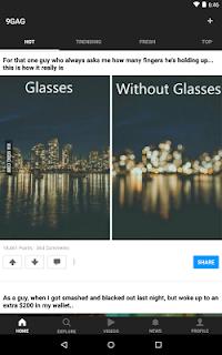 9GAG: Best LOL Pics & GIFs 😂 screenshot 08