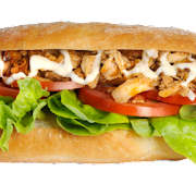 Peri Peri Roasted Chicken Sandwich