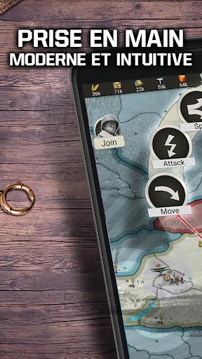 Code Triche Call of War - Guerre mondiale jeu de stratégie mod apk screenshots 3