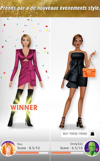 Télécharger Gratuit International Fashion Stylist: Model Design Studio apk mod screenshots 6