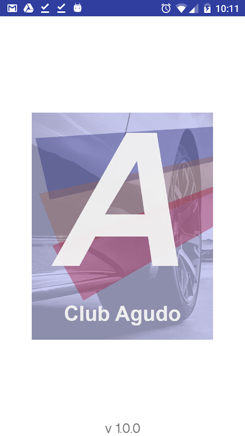 CLUB AGUDO: captura de pantalla