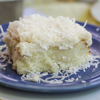 The Best Coconut Cream Poke Cake Recipe