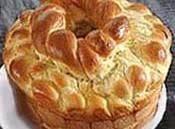 Sweet European Bread