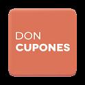 DonCupones - Cupones descuento icon