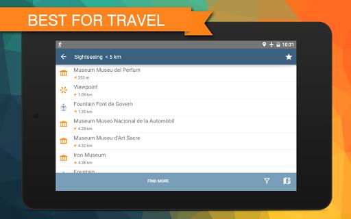 玩旅遊App|美國佐治亞州 離線地圖免費|APP試玩