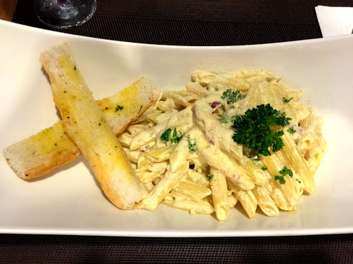 Cafe Royale Tarlac pasta