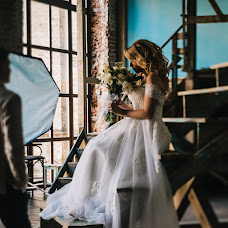 Wedding photographer Nika Maksimyuk (ilunawolf). Photo of 22.09.2017