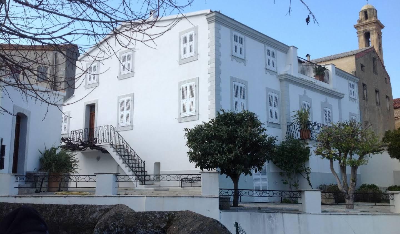 Hôtel particulier avec jardin Lavatoggio
