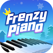 Frenzy Piano — Free music and high-level reward