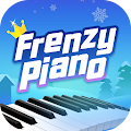 Frenzy Piano — Free music and high-level reward APK