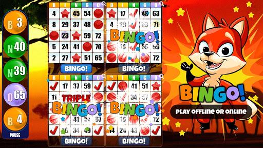 Bingo - Play Free Bingo Games Offline or Online 2.05.002 Screenshots 1