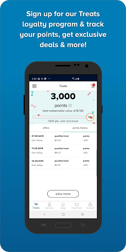 PetSmart android2mod screenshots 3