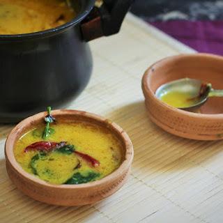 Gujarati Dal Recipe, How To Make Gujarati Dal