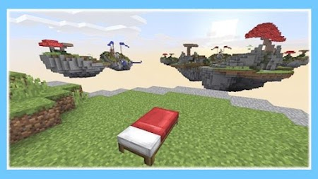 New Bed Wars Map for MCPE APK Download joy bedwars mcpe