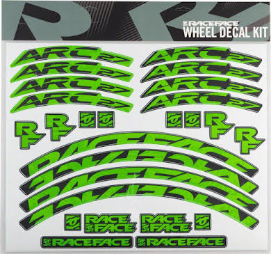 RaceFace Decal Kit for Arc 27 Rims alternate image 2