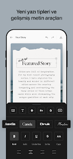 Unfold — Story Editor & Template Maker for Insta Screenshot