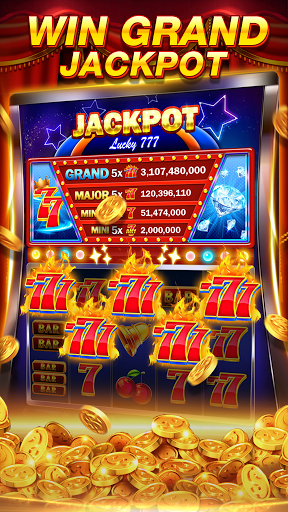 Crown Slots-Blackjack, free coins version screenshot 1