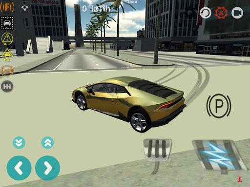 Car Drift Simulator 3D apkpoly screenshots 3