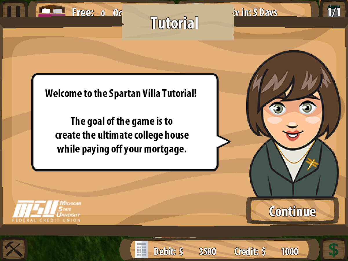 Spartan Villa- screenshot