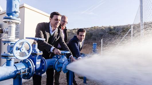 Chercos aumenta el suministro de agua con un nuevo pozo