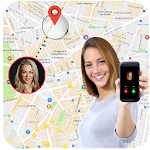 Cell Phone Tracker & Location Icon