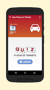 Quiz Placas de Trânsito - náhled