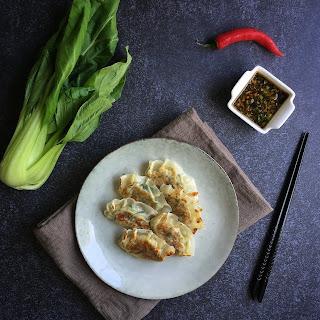 Crab & Bok Choy Gyoza