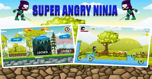 بطل النينجا الغاضب - super angry ninja image | 4