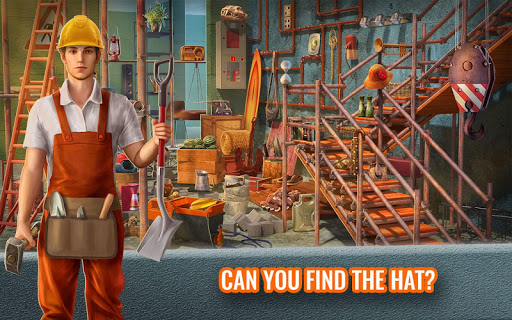 Hidden Objects Construction Game Shopping Mall screenshots 1
