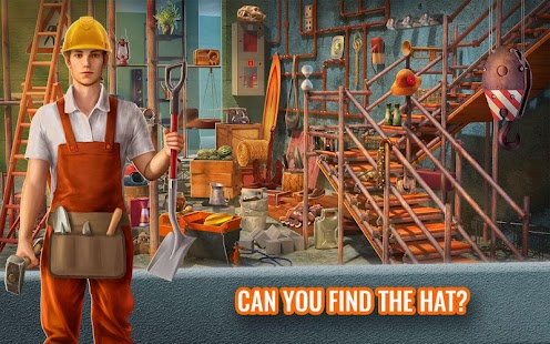 Hidden Objects Construction Game Shopping Mall - náhled