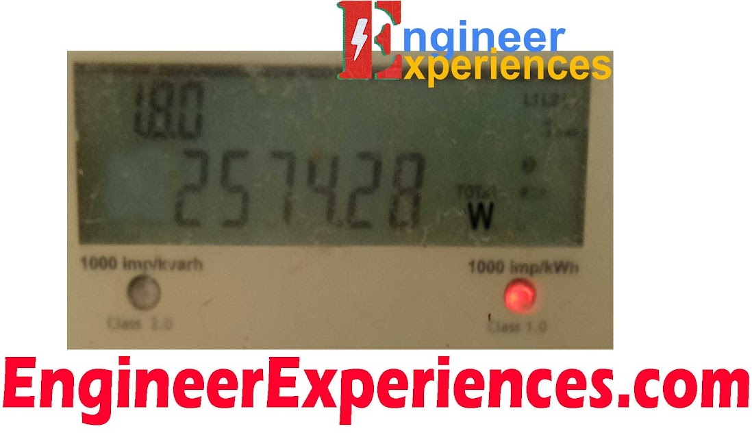 How to Check Accuracy of Energy Meters | Engineer Experiences