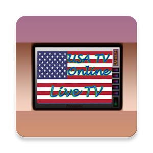 USA TV Online Live TV 1.0.3 by FreeApps Network logo