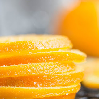 Candied Orange Slices Recipes