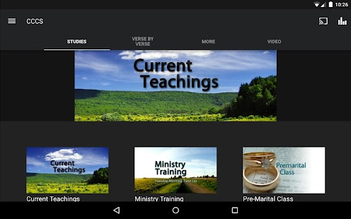 Calvary Chapel Chester Springs- screenshot thumbnail