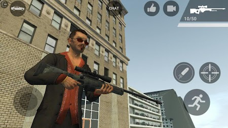 Los Angeles Crimes APK screenshot thumbnail 4