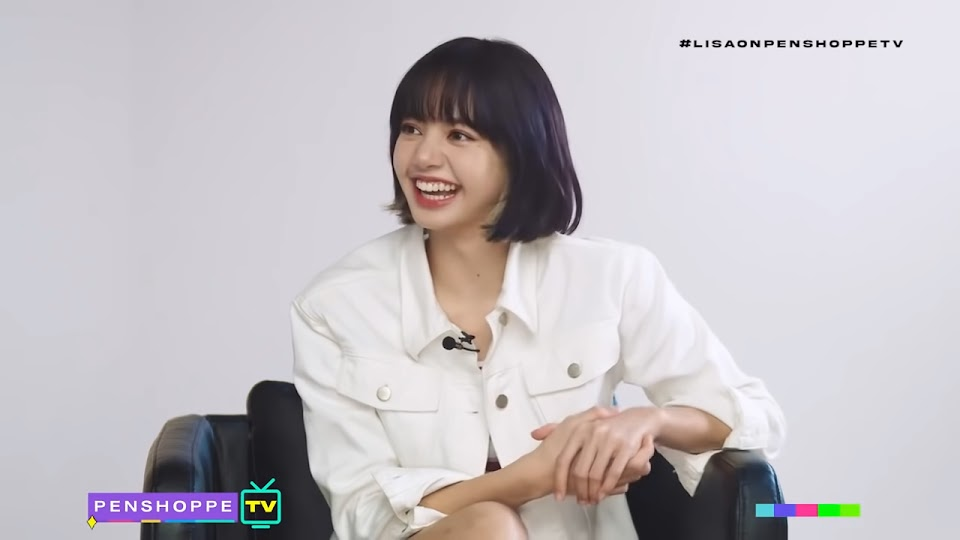 [FULL] LISA BLACKPINK on Penshoppe TV 44-20 screenshot