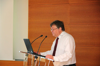 Photo: Christophe Bonnal Launcher Directorate, CNES, Co-Chair of the IAA Space Debris Committee, Paris, France