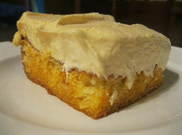 Dreamsicle Cake Recipe